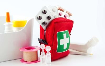 детская аптечка в путешествие