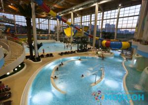 аквапарк Мореон фото
