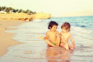 отдых в египете с детьми