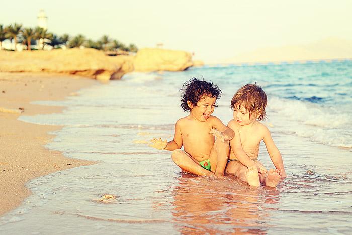 отдых в Египте с детьми