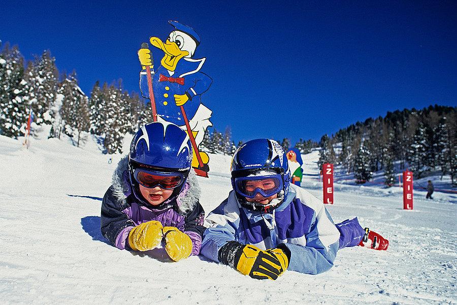зимний отдых с детьми на алтае